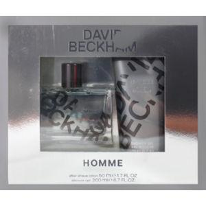 Beckham Homme Aftershave Gift Set