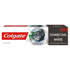 Colgate Natural Extracts Charcoal + White Toothpaste 75ml
