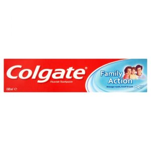 Colgate Family Action Toothpaste 100ml
