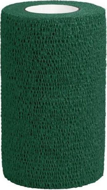 3M Vetrap Equine Cohesive Bandage Green 10cm