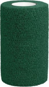 3M Vetrap Equine Cohesive Bandage Hunter Green 10cm