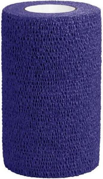 3M Vetrap Equine Cohesive Bandage Purple 10cm