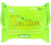 Tea Tree Cleansing Wipes Pack of 25