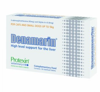 Denamarin Tablets for Cats & Small Dogs 90mg Pack of 30