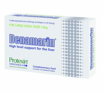 Denamarin Tablets for Large Dogs Over 15kg 425mg Pack of 30