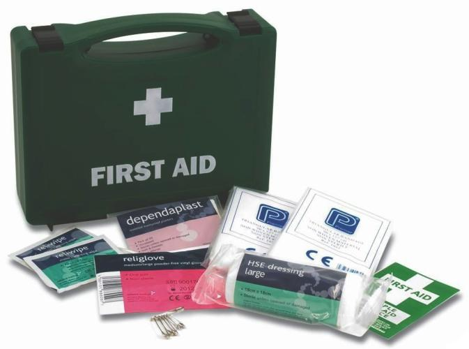 First Aid Kit For 1 - 10 People