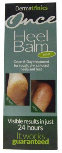 Dermatonics Once Heel Balm Mint 60ml