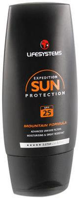 Lifesystems Sun Protection Mountain Formula SPF25 100ml