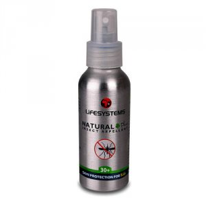 Lifesystems Natural 30+ Insect Repellent Spray 100ml