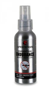 Lifesystems Expedition Endurance Insect Repellent Spray 100ml