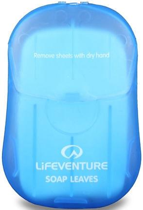 Lifeventure Soap Leaves Pack of 50