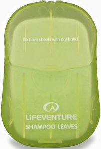 Lifeventure Shampoo Leaves Pack of 50