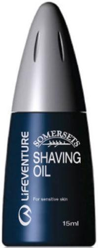 Lifeventure Shaving Oil 15ml