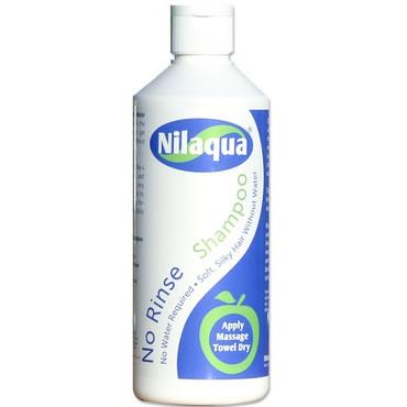 Nilaqua No Rinse Waterless Shampoo 65ml