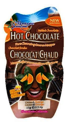 Montagne Jeunesse Hot Chocolate Orange Masque