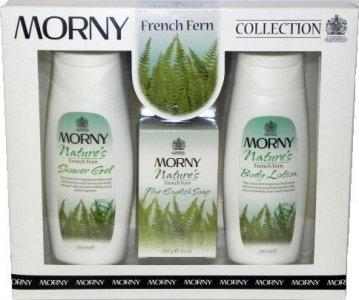 Morny French Fern 3 Piece Gift Set