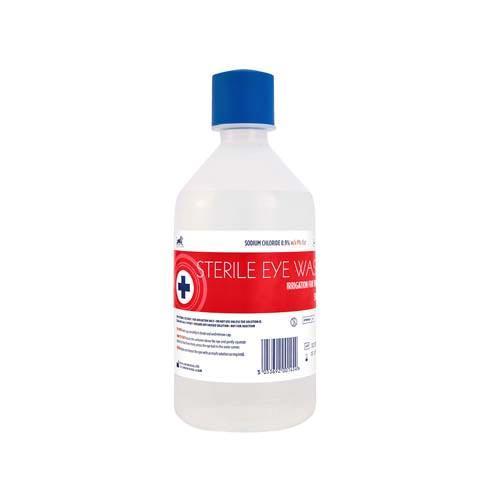 Sterile Eye Wash 500ml
