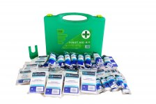 Qualicare Premium First Aid Kit for 1 - 50 People
