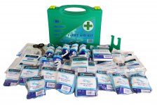 Qualicare Premier First Aid Kit - Medium