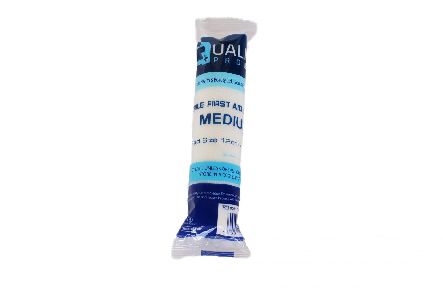 Qualicare Medium Dressing 12cm x 12cm