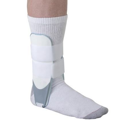 Ossur AirForm Universal Inflatable Adult Ankle Stirrup - White