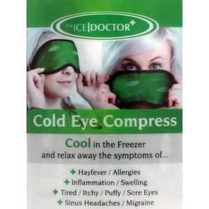 The Ice Doctor Cold Eye Compress