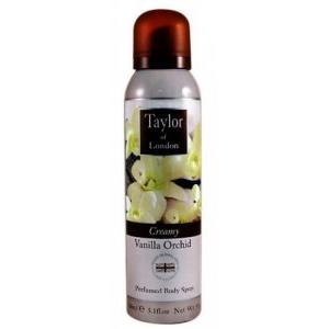 Taylor Of London Vanilla Orchid Body Spray 150ml