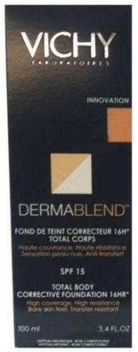 Vichy Dermablend Total Body Corrective Foundation Medium 100ml