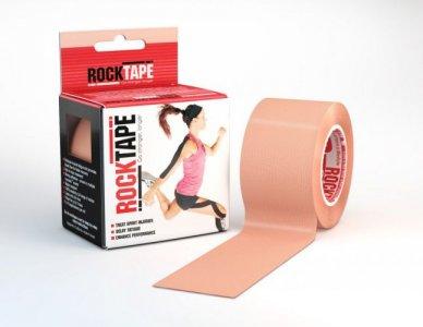 RockTape Beige 5cm x 5m Kinesiology Tape