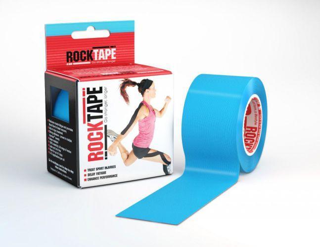 RockTape Electric Blue 5cm x 5m Kinesiology Tape
