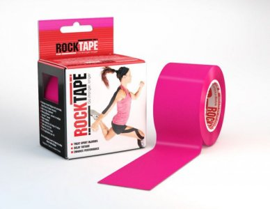 RockTape Hot Pink 5cm x 5m Kinesiology Tape