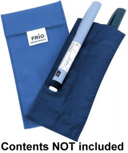 Frio Cooling Wallet Duo Blue
