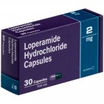 Loperamide Hydrochloride 2mg Capsules Pack of 30