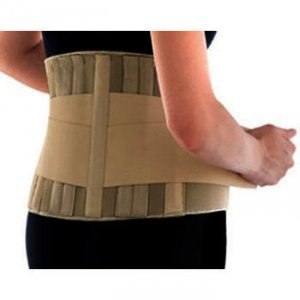 Patterson Neoprene Lumbar Sacral Support Small