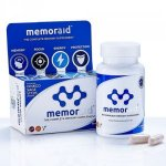 Memoraid - The Complete Memory Supplement Pack of 60