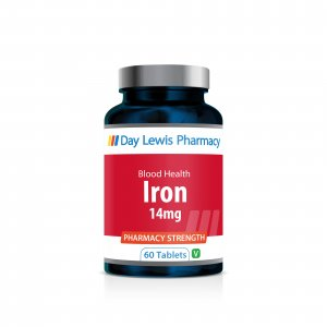 Day Lewis Iron Tablets Pack of 60