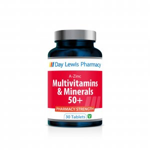 Day Lewis Multivitamins & Minerals 50+ Tablets Pack of 30
