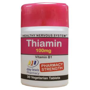 Day Lewis Thiamin 100mg Tablets Pack of 30