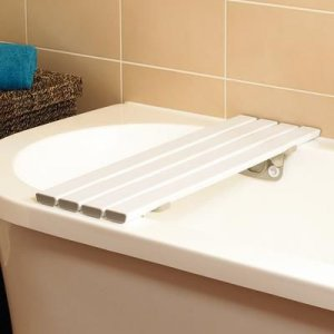 Patterson Bath Board Savanah Slatted 25IN/66CM