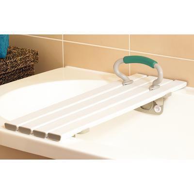 Patterson Bath Board Savanah Slatted Handle