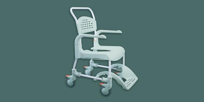 Patterson Shower Commode Chair 49cm