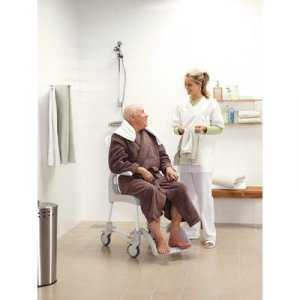 Patterson Shower Commode Chair 55cm