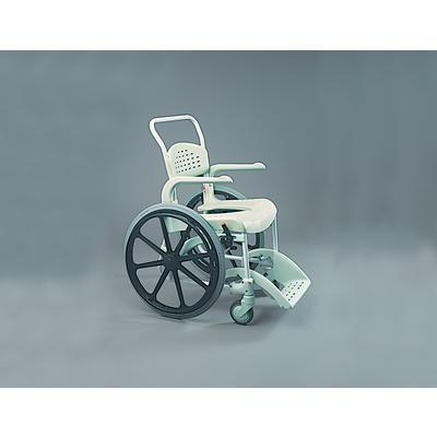 Patterson Shower Commode Chair Self Propelled