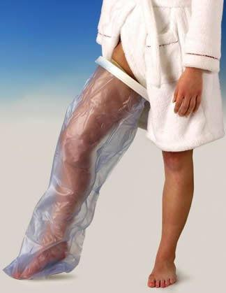 Patterson Cast and Dressing Protector Full Leg
