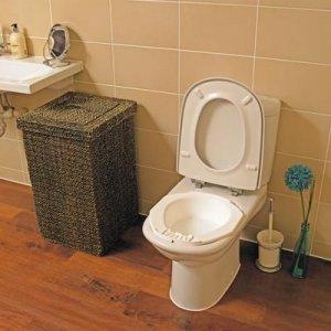 Patterson Portable Homecraft Bidet for Standard Toilet