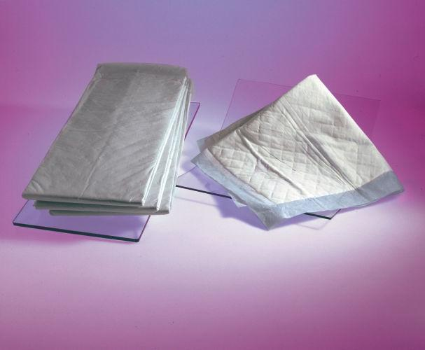 Patterson Disposable Bed Protectors 60cm x 90cm Pack of 25