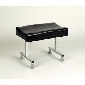 Patterson Adjustable Standard Leg & Foot Rest Adjustable Casters 600c