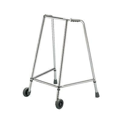 Patterson Walking Frame Wheeled Narrow In Depth