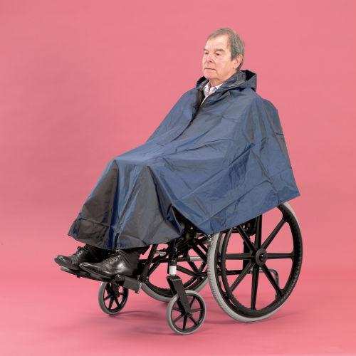 Patterson Wheelchair Poncho