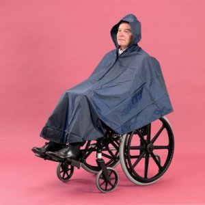 Patterson Wheelchair Lined Poncho